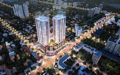 Giới đầu tư Hà Nội chuộng căn hộ cao cấp cho người nước ngoài thuê