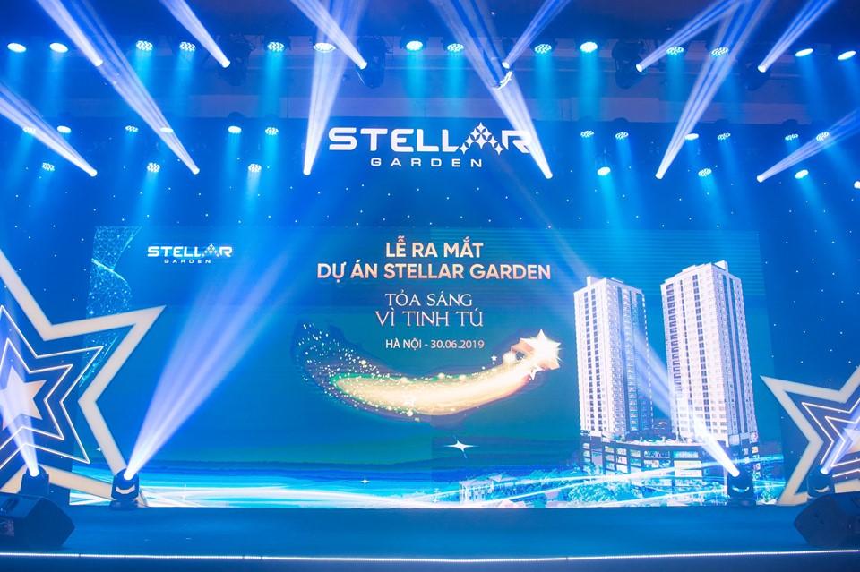 """Sự kiện ra mắt dự án Stellar Garden - """"Tỏa sáng vì tinh tú"""" thu hút hơn 400 khách tham dự"""