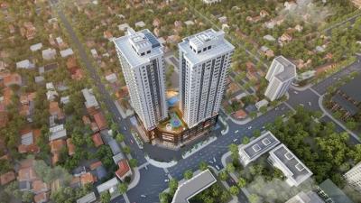 Mật mã thành công khi phát triển căn hộ cao cấp của CĐT dự án Stellar Garden