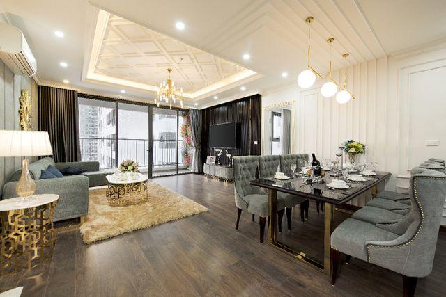 Gợi ý chọn mua căn hộ cao cấp cho người thành đạt