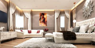 Trải nghiệm căn hộ Jupiter rộng 150m2 cao cấp nhất dự án Stellar Garden